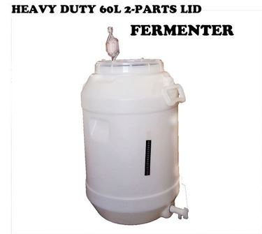 Picture of Heavy Duty 60L Fermenter Kit