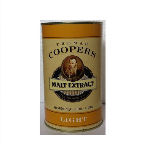 Picture of Coopers  Light Malt Extract 1.5kg Can