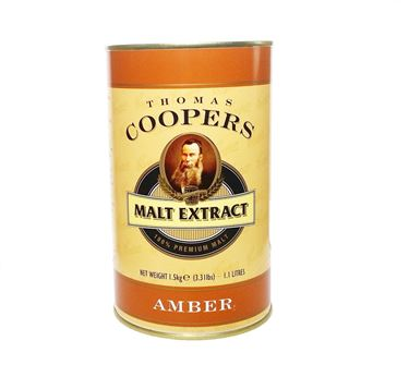 Picture of Coopers Amber Malt Extract 1.5kg Can
