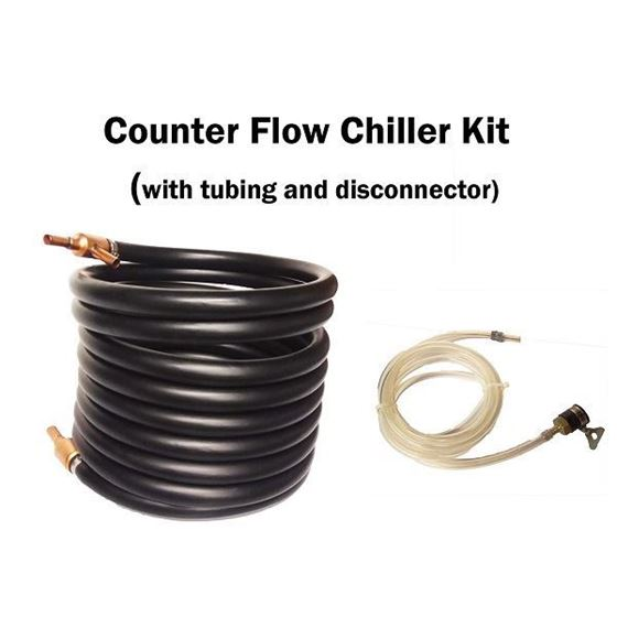 Picture of Counter Flow Wort Chiller Kit
