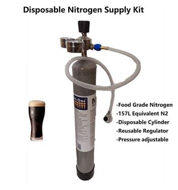 Picture of Disposable N2 Supply Kit