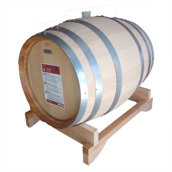 Picture of France Made 50L French Oak Barrel
