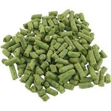 Picture of GR Hallertau Hop Pellets 100g