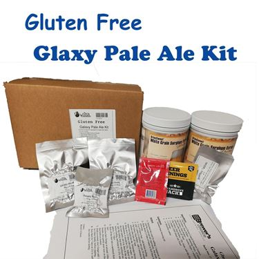 Picture of Gluten Free Galaxy Pale Ale Kit