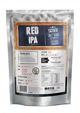 Picture of Mangrove Jacks Craft RED IPA Pouch  2.5 kg