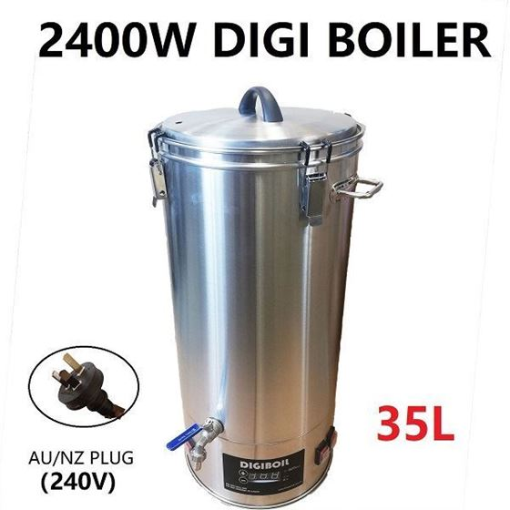 Picture of 35L Digital Turbo Boiler