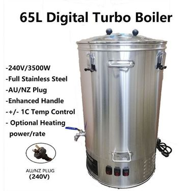 Picture of  65L/3400W Digital Turbo Boiler