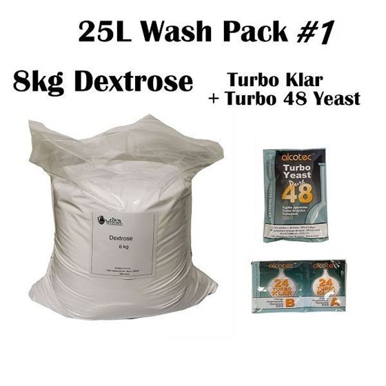 Picture of Dextrose 8kg and Turbo 48 yeas Klar