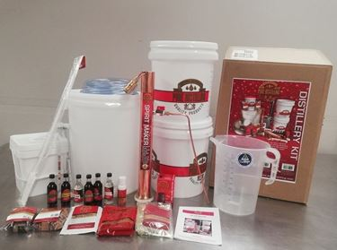 Picture of Pure Distilling  Production Distillery Kit with 30L BeerMe Boiler
