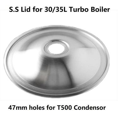Picture of Stainless Steel Lid for 30/30L Boiler