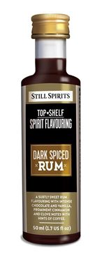 Picture of Still Spirits Top Shelf  Dark Spiced  Rum