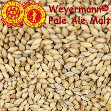 Picture of German Weyermann Pale Ale Malt 100 g
