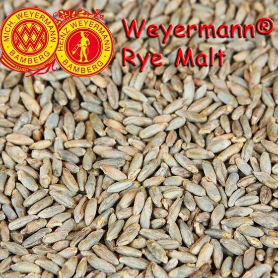 Picture of German Weyermann Rye Malt 100 g