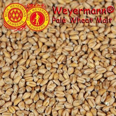 Picture of German Weyermann Wheat Malt 100 g