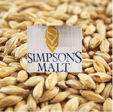 Picture of UK Simpsons Finest Golden Promise Malt 100g