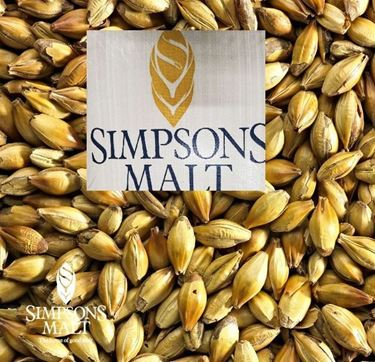 Picture of UK Simpsons Finest Brown Malt 10g
