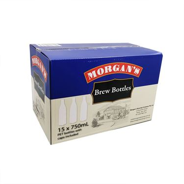 Picture of Morgan's 15x750ml PET bottles