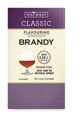 Picture of Still Spirits Classic Brandy Sachet (2 x 1.125L)
