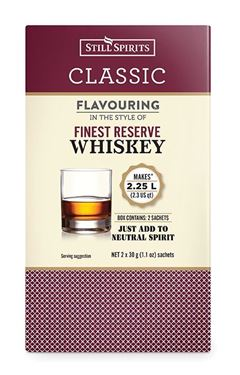 Picture of Still Spirits Classic Reserve Scotch Whiskey Sachet (2 x 1.125L)