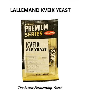 Picture of LALLEMAND KVEIK ALE YEAST 11G