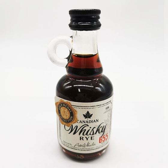 Picture of Gold Medal Canadian Whisky Rye