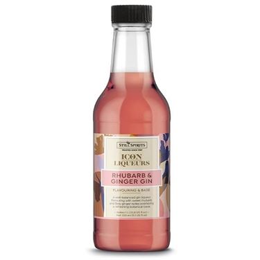 Picture of Still Spirits Rhubarb & Ginger Gin Liquer 330ml