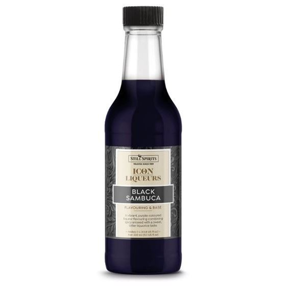 Picture of Still Spirits Black Sambuca Liquer 330ml