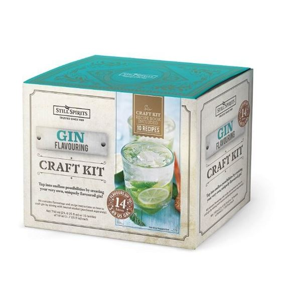 Picture of Still Spirits Gin Flavouring Craft Kit