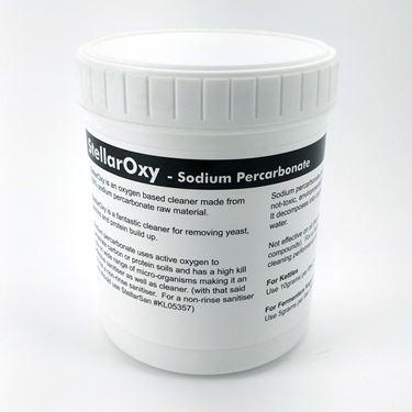 Picture of StellarOxy - 100% Sodium Percarbonate (1kg 35oz)