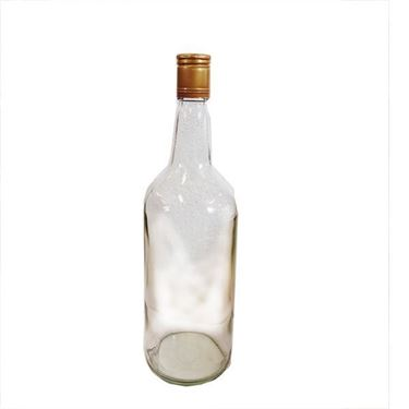 Picture of 1125ML Clear Spirits Bottles with Lid