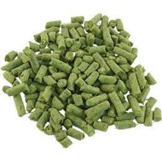 Picture of AU Pride of Ringwood Hop Pellets 100g