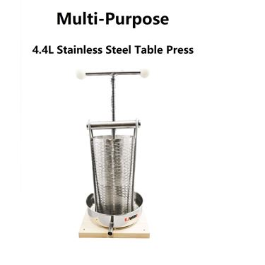 Picture of 4.4L Multi-Purpose Stainles Steel Table Press