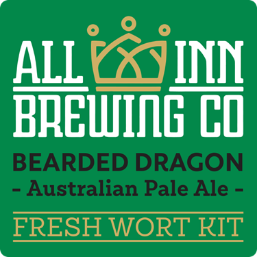 Picture of All-Inn Fresh Wort Kit - Bearded Dragon Australian Pale Ale