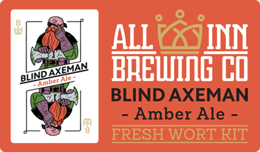 Picture of All-Inn Fresh Wort Kit - Blind Axeman Amber Ale