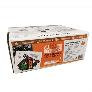 Picture of All-Inn Fresh Wort Kit - Citra Hop Extra Pale Ale