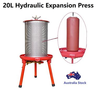 Picture of 20L Stainless Steel Hydro-Press Special