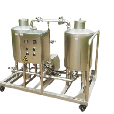 Picture of 50L Micro Brewery CIP System